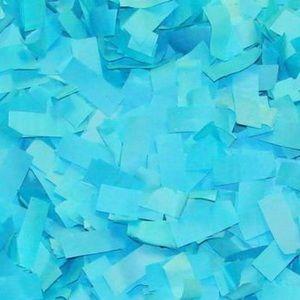 Gender Reveal Confetti popper-Blue
